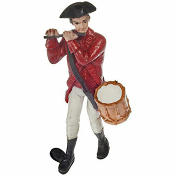 Safari Ltd Historical Collections American Revolutionary War British Army Designer TOOB