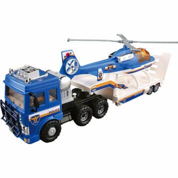 Police Helicopter Transporter