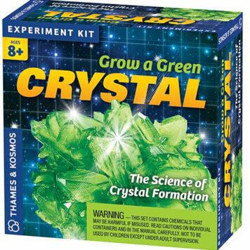 Grow a Green Crystal