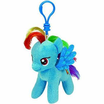 Ty My Little Pony - Rainbow Dash Clip