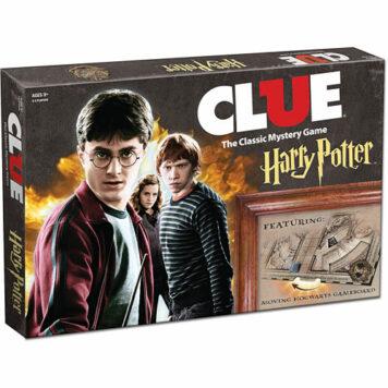 Harry Potter - CLUE
