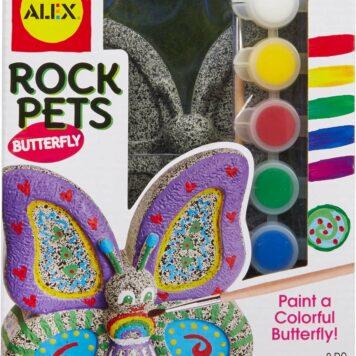 ALEX Craft Rock Pets Butterfly