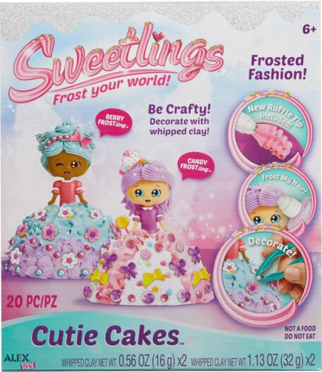 ALEX DIY Sweetlings Cutie Cakes
