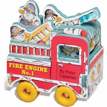 Mini Fire Truck Paperback