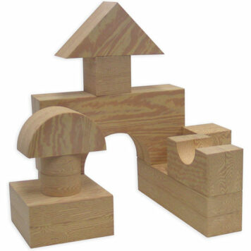 Big Wood-Like Blocks