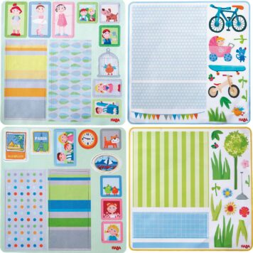 Lf Dollhouse Decor Decals