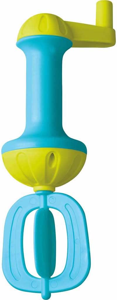 Bubble Bath Whisk (blue)