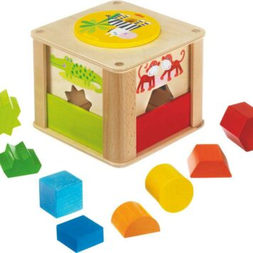 Zookeeper Sorting Box
