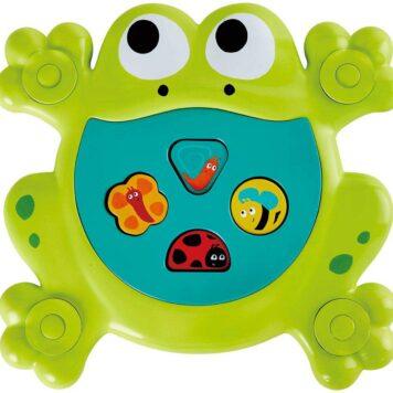 Feed-Me Bath Frog