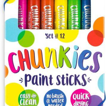 Chunkies Paint Sticks - Original Pack (Set of 12)