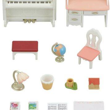Piano & Desk Set