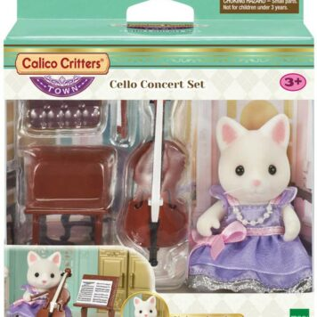 Cello Concert Set