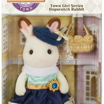 Town Girl Series - Stella Hopscotch Rabbit