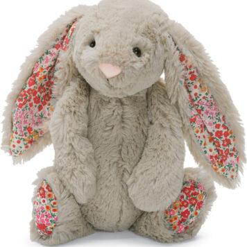 Blossom Posy Bunny Medium (Beige)