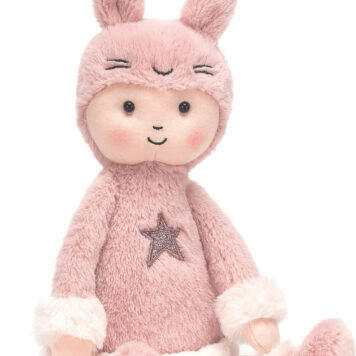 Perkies Bunny Hop Doll