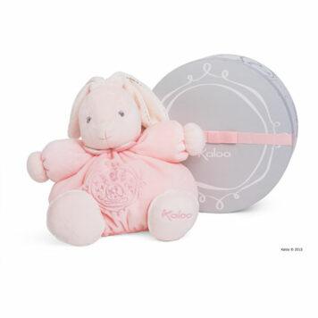 Perle - Medium Chubby Rabbit Pink