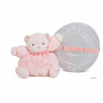 Perle - Small Chubby Bear Pink