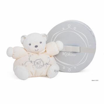 Perle - Small Chubby Bear Cream