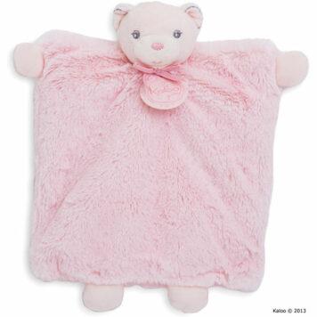 Perle - Hand Puppet DouDou Bear Pink