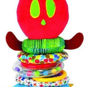The World of Eric Carle Caterpillar On-The-Go Activity Toy