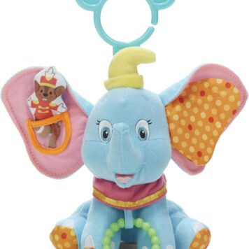 Disney Baby Dumbo On-The-Go Activity Toy