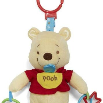 Disney Baby Winnie the Pooh On-The-Go Activity Toy