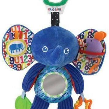 The World of Eric Carle Elephant On-The-Go Activity Toy