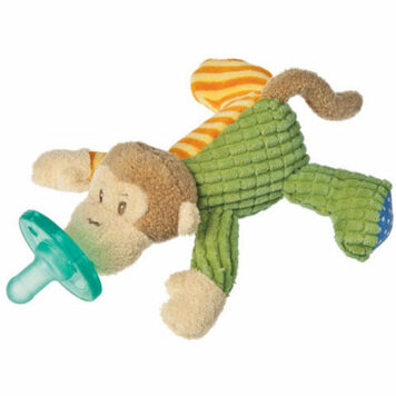 "Mango Monkey WubbaNub Pacifier-6"""