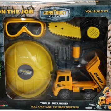 Construct A Truck - On The Job Dump