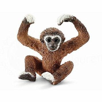 Schleich Animaux sauvages Gibbon