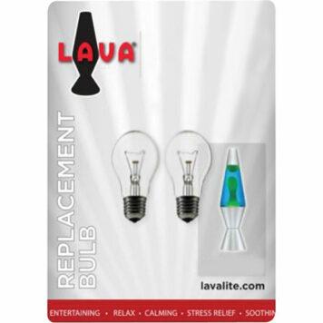 Lava Lamp - 15 Watt Bulb 2Pk