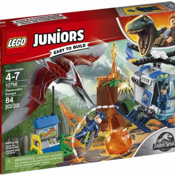 LEGO® Juniors - Pteranodon Escape