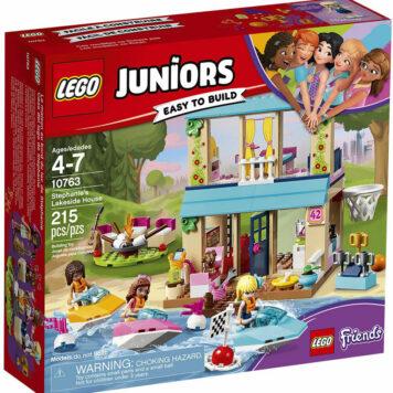 LEGO® Juniors Friends - Stephanie's Lakeside House