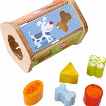 Snack-Stack Sorting Box