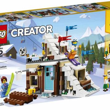 LEGO® Creator - Modular Winter Vacation