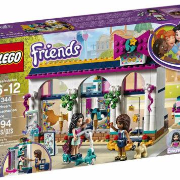 LEGO® Friends - Andrea's Accessories Store