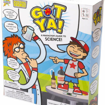 Got Ya! Science