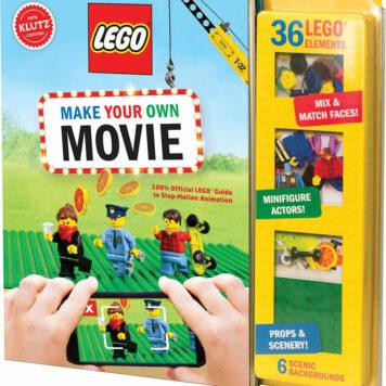 Klutz LEGO® Make Your Own Movie