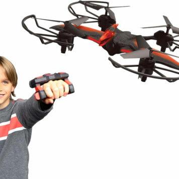 Dinosaur Mime-Control Dino-Drone