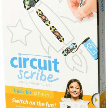 Circuit Scribe Basic Maker Kit - 12 pieces