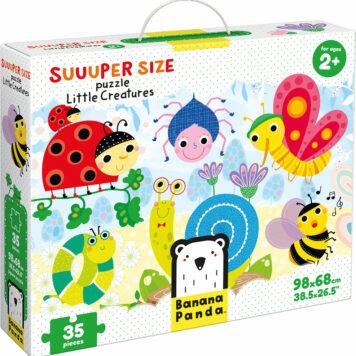 SUUUPER Sized Little Creatures Puzzle