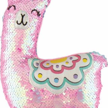 Fashion Angels Magic Sequin Plush Llama