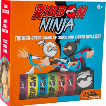 Ribbon Ninja Game