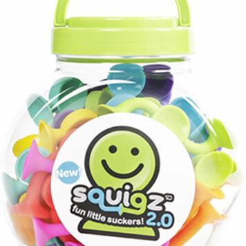 Squigz 2.0 - 36 Piece Set