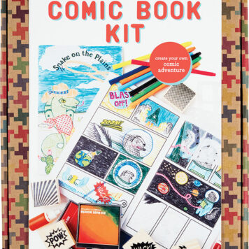 Comic Book Kit