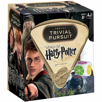 World of Harry Potter Ultimate Edition - TRIVIAL PURSUIT
