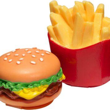 Burger & Fries Lip Balm