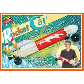 Scientific Explorer Rocket Car Kit