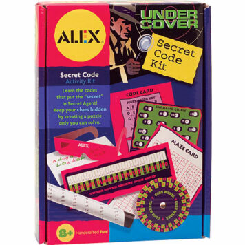 Secret Code Kit