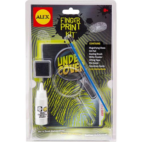 ALEX Toys Fingerprint Kit